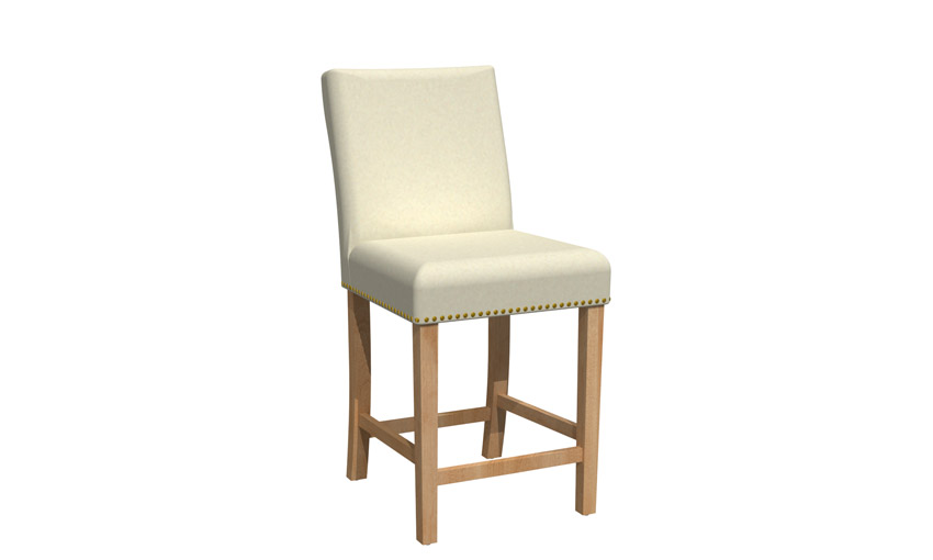 Fixed stool - BSFB-1715