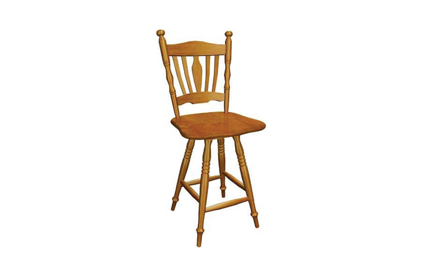 Swivel stool - BSRB-0359