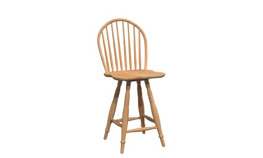 Swivel stool - BSRB-0369