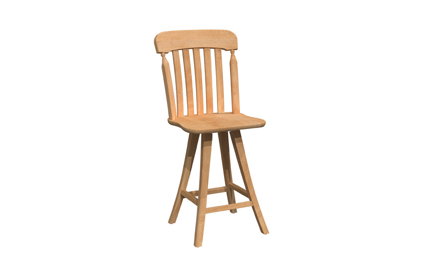 Swivel stool - BSRB-0383