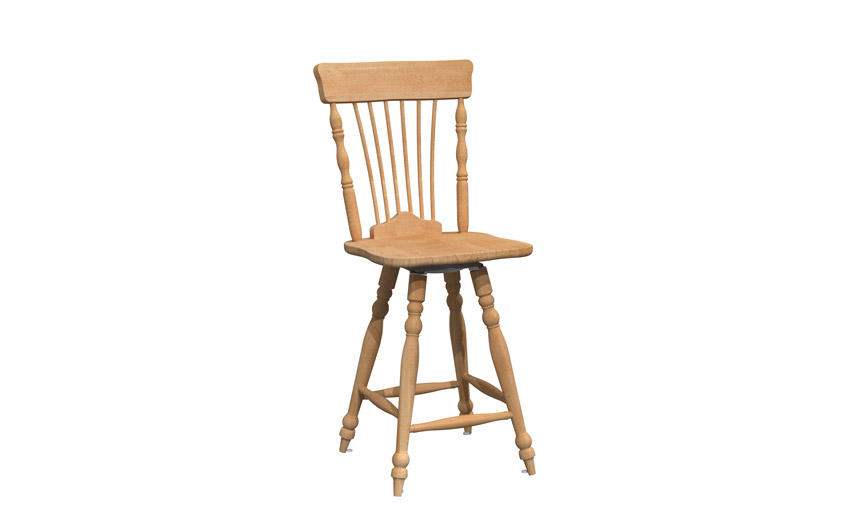 Swivel stool - BSRB-0388