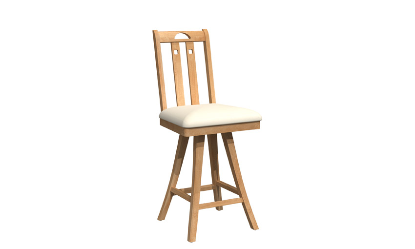 Swivel stool - BS-516