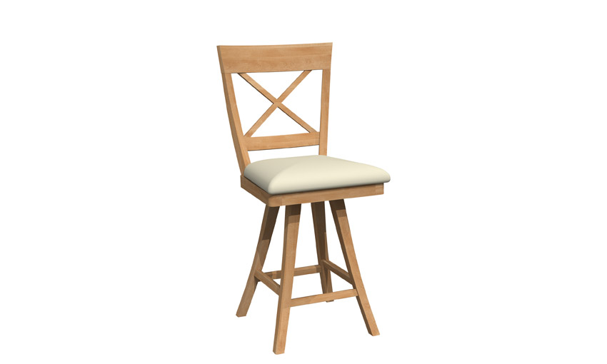Swivel stool - BS-1224