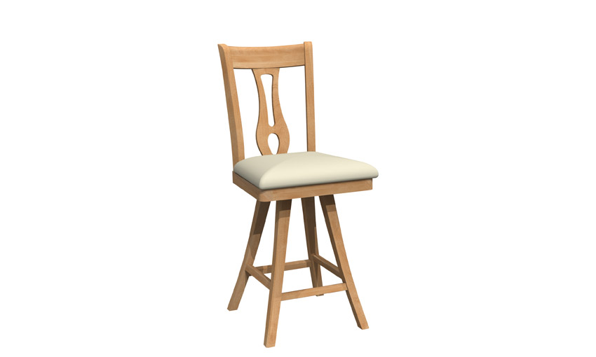 Swivel stool - BS-1239