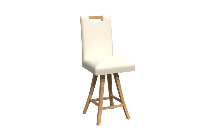 Swivel stool - BSRB-1378