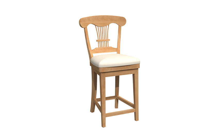 Fixed stool - BSXB-0510