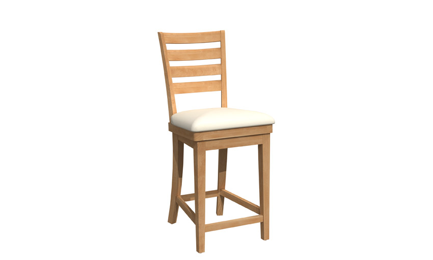 Swivel stool - BSS-1302
