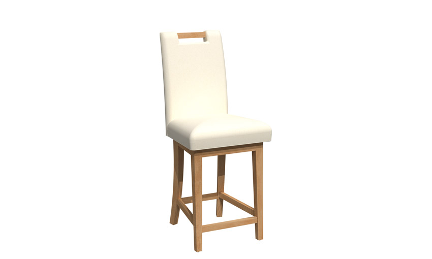 Swivel stool - BSS-1378