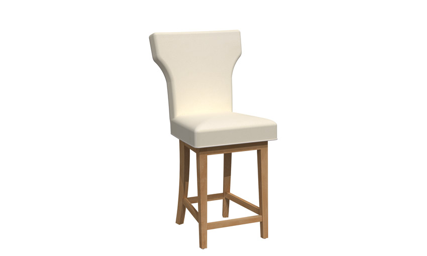 Swivel stool - BSSB-1524