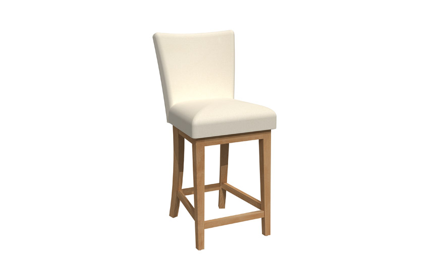 Swivel stool - BSS-1578