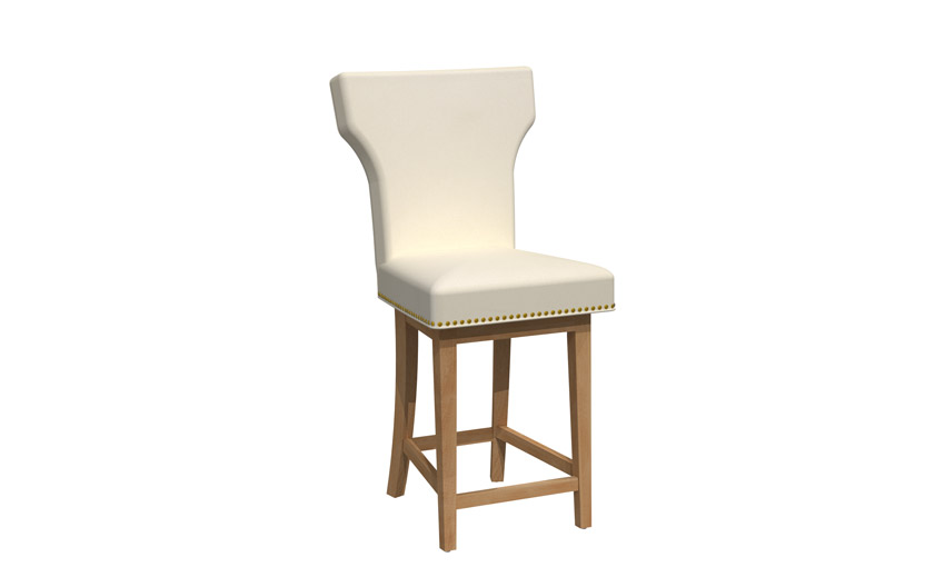 Swivel stool - BSSB-1724