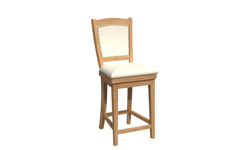 Swivel stool - BSS-1761