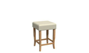 Stationary stool BE18-1200