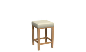 Stationary stool BE18-1201