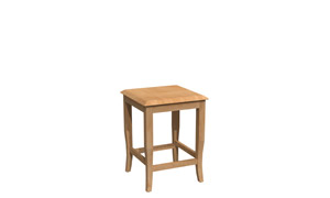 Stationary stool BE18-1202