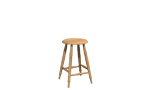 Stationary stool BSF-300