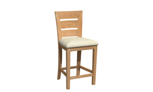 Fixed stool BSFB-1293