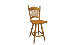 Swivel stool BS-362