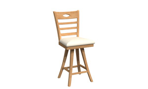 Swivel stool BSRB-0508