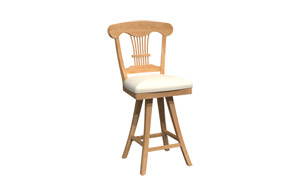 Swivel stool BSRB-0510