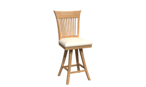 Swivel stool BS-1207