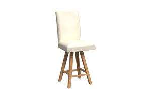 Swivel stool BSRB-1215