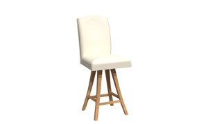 Swivel stool BS-1216