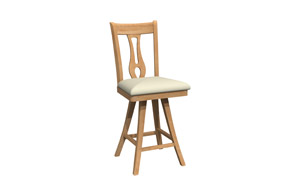 Swivel stool BS-1239