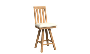 Swivel stool BS-1241