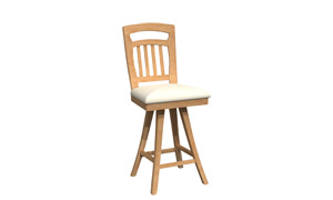 Swivel stool BS-1298
