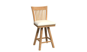 Swivel stool BSRB-1575