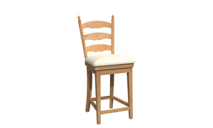 Swivel stool BSSB-0575