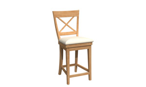 Swivel stool BSS-1224