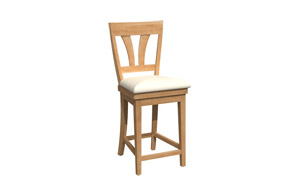 Swivel stool BSS-1225